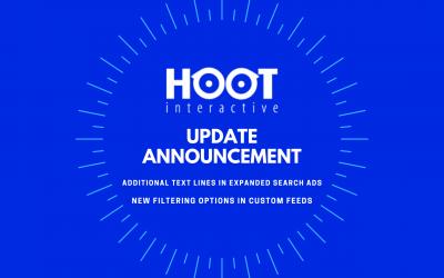 Feature Update Annoucement